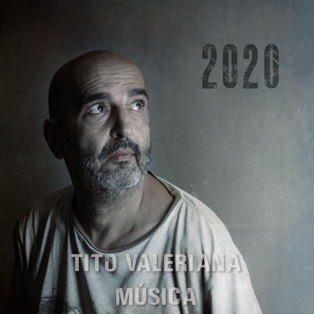 Ábum 2020 de Tito Valeriana Música